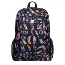 Roxy School Bag-Alright-AX CORAWAII TRUE BLACK (kvj7)