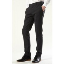 Club 1880 Slim fit Gents Black Trouser
