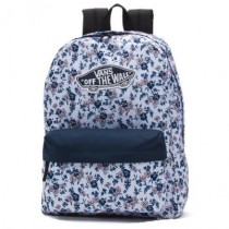 Vans Backpack Realm White Ditsy Blooms 22L