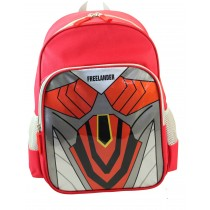Boys School Backpack Freelander - 34F299 Superhero Red