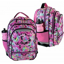 Freelander Pink Comfort and Safety Backpack