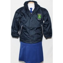 St.Mary's School Crested Jacket (Navy)