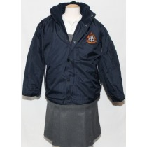 St.Josephs Drumcondra Crested School Jacket (Navy)