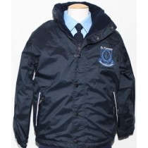 St.Vincents Boys Crested School Jacket (Navy)
