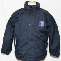 Scoil Mhuire Crested School Jacket (Navy)