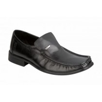 Boys School Shoes-Dubarry-Karl (Black)