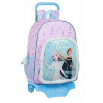 Frozen 2 Backpack with Trolly