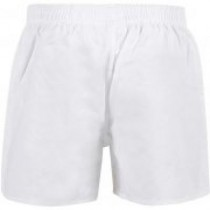 Football Shorts (White)