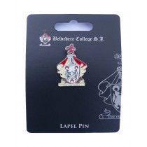 Belvedere College Crested Lapel Pin