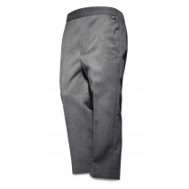Junior Sturdy Fit Trouser (Grey)