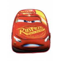 3D Cars nursery Backpack