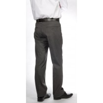 1880 Club Youths & Gents Slim Fit Grey Trouser