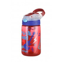 Contigo Water Bottle - Kids Gizmo Flip 420ml - Cardinal Rock On