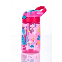Contigo Water Bottle - Kids Gizmo Flip 420ml - Cherry Cat