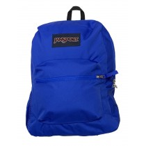JanSport Cross Town Border Blue Backpack
