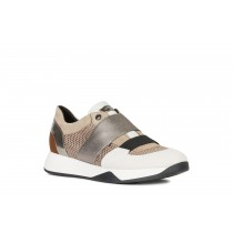 D.SUZZIE | TAUPE-LT BROWN SNEAKER