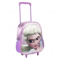 Frozen Wheelie Bag | 3D Frozen Bag On Wheels