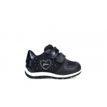 Baby Shaax Girls Navy Runner