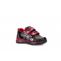 Baby Todo Boys Black/Red Runner