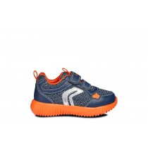 Geox Baby Boy | WAVINESS B | Navy/Orange