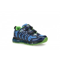 Geox 'J Android' Boys Sneaker-Navy