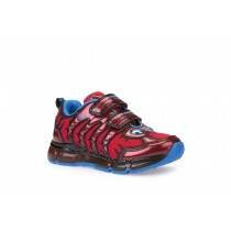 Geox 'J Android' Boys Sneaker-Red