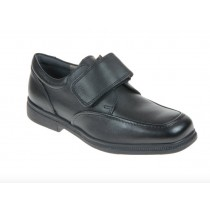 Geox Boys Velcro Shoe JR FEDERICO Black