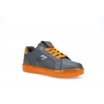 Kommodor Boys Dark Grey/Orange Runner