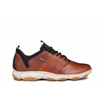Geox Mens Shoes | Nebula 4x4 ABX | Cognac