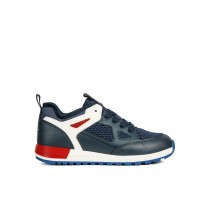 Geox Boys Trainers | Alben | Navy-Red