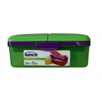 Sistema Lunch Box - Green