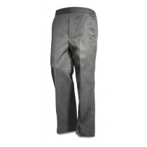 Junior Regular Fit Trouser (Grey)