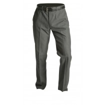 Senior Gents Slim Fit Trousers (Grey)
