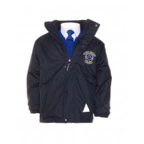 Holychild Crested School Jacket (Navy)