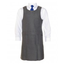 Grey P4 Pinafore