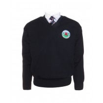 Marino College Navy Jumper