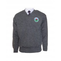 Marino College Grey Jumper