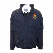 Mercy College Coolock Crested School Jacket