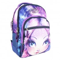 Nebulous school bag | Nebulous Purple