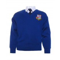 Our Lady Of Consolation Royal V/N Jumper