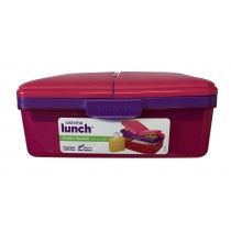 Sistema Lunch Box - Pink