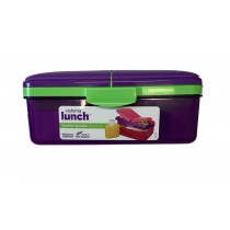 Sistema Lunch Box - Purple