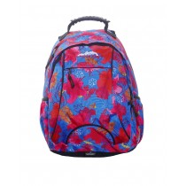 Ridge53 School Bag-Abbey Marley Blue