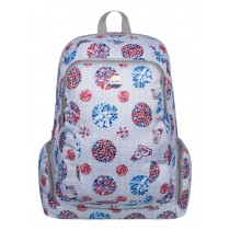 Roxy Alright Laptop Friendly Backpack - Ax Dodots KPG6