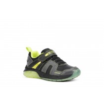 Geox Boys Trainer | Spaziale | Black Lime
