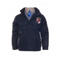 Sacred Heart Crested School Jacket (Navy)