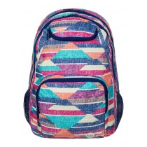 Roxy Shadow Swell Backpack - Desert Point Geo NLE6