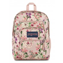 JanSport Big Student Backpack | 34L Pink Bouquet floral Print