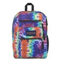 JanSport Big Student Backpack | 34L Red Multi Hippi