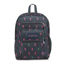 JanSport Big Student School Bag | 34L Dark Slate Seahorse
